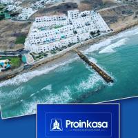 Departamentos Amoblados Frente al Mar Manta -PROINKASA