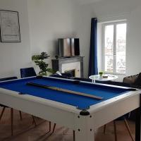 Appartement Mermoz - Belle vue - Billard, hotel in Castelnaudary