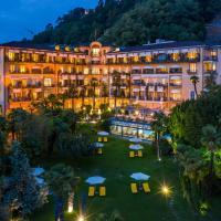 فندق غراند فيلا كاستانولا، فندق في لوغانو