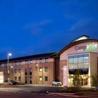 Campanile Hotel Northampton, hotel in Northampton