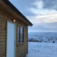Cabin 1 at Lundar Farm, hótel í Borgarnesi