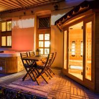 BpR Extravagant & Unique Home with garden&sauna