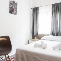 Pensión Galicia, hotel en Canovelles