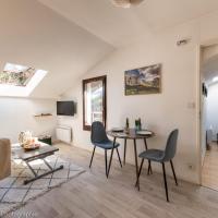 Le Semnoz - Appartement de 30m² au pied de la montagne