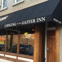 Lodging at the Gaffer Inn, hotel in Corning