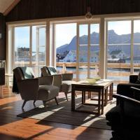 Reinefjorden Sjøhus, hotell på Reine