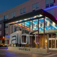 Aloft Little Rock West, hotel in Little Rock