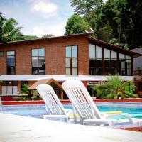 Pousada Vale do Sol, hotel em Embu