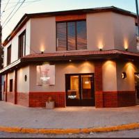Ali Grand Hotel, hotel en Pico Truncado