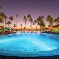 Eskala Hotels and Resorts, hotel in Ngwesaung