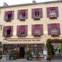 Auberge du Cheval Blanc, hôtel à Avallon