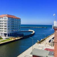 Apartamenty z widokiem na morze Marina Royale – hotel w Darłówku