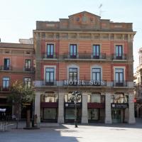 Hotel Suís, hotel en Sant Celoni