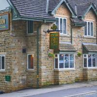 The Red Lion Hawkshaw, hotel in Bury