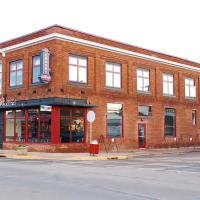 Viesnīca Crosby Lofts pilsētā Crosby