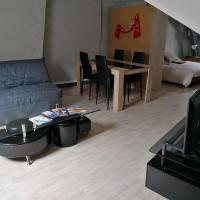 Studio au coeur du quartier historique, hotel in Moulins