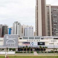 Apto 1qto DF Century Plaza Shopping - Águas Claras