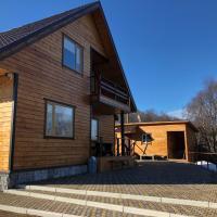 Shonguy Riverside Cottage House, hotel near Murmansk Airport - MMK, Shonguy