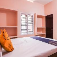 SPOT ON 68111 Jeena Motels, hotel in Kollam