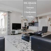 Marriott- Croisette: Superb 3 bedrooms/ 3 baths
