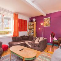 Charming 3 Bed Flat in Edinburgh for 6 people