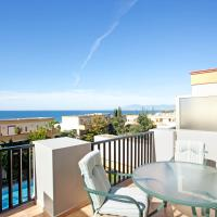 Romana Playa studio with sea view