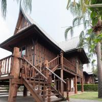 Capital O 805 Suan Palm Farm Nok Resort, hotel in Chachoengsao