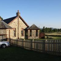 Shetland Cottage Kincraig
