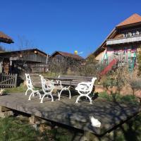3,5 Zimmerferienwohnung Schwalbenäscht Rüeggisberg