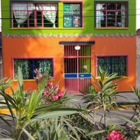 La Frida Casa Mexicana Verde