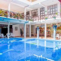 Hotel Bello Caribe, hotel en Cozumel