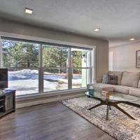 Modern, Updated Home in Wooded Helena Setting