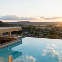 Appartements vue panoramique avec piscine et jacuzzi