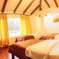 Casa del Huesped, hotel em Otavalo