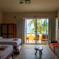 Maha Sand Suites Hotel & Hostel