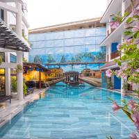 Thanh Binh Central Hotel, отель в Хойане