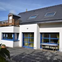 Villa 3 étoiles dans superbe environnement campagne à 2km de la mer à Pleumeur-Bodou - Ref 460