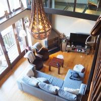 Espectacular apartamento de montaña en Alp