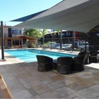 Diplomat Motel Alice Springs, hotel in Alice Springs
