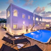 Abasa Suites, hotel in Fira