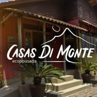 Casas Di Monte Ecopousada, hotel em Morretes