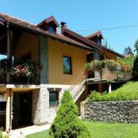 Scenic Holiday Home in Jakovci Netretićki near Fishing River