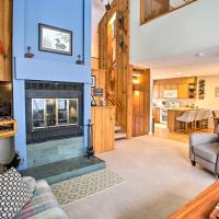 Ski Mtn Condo Club Access with Pool and Game Room