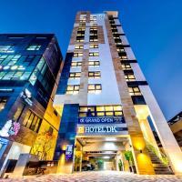 Hotel DK, hotel em Seogwipo