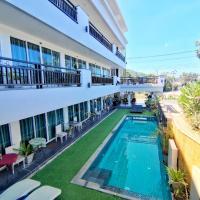Amin Resort, отель в городе Пляж Банг Тао