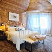 Лед загородный клуб-отель, отель в городе Mangutay