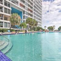 Waterfront High-Rise Condo - Miami Beach 5 Mi, hotel near Miami Seaplane Base - MPB, Miami