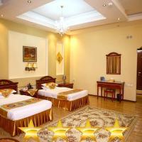Hotel - O R I Y O, отель в Душанбе