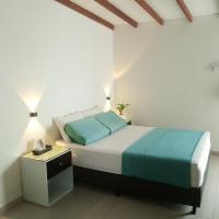 Apartaestudio moderno, amplio y confortable, excelente ubicación No 7