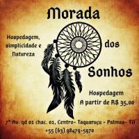 Chácara Morada dos Sonhos - Taquarussu-TO